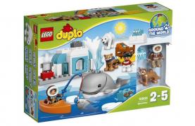 Gagnez 3 boîtes Lego Duplo Les animaux de l'Arctique