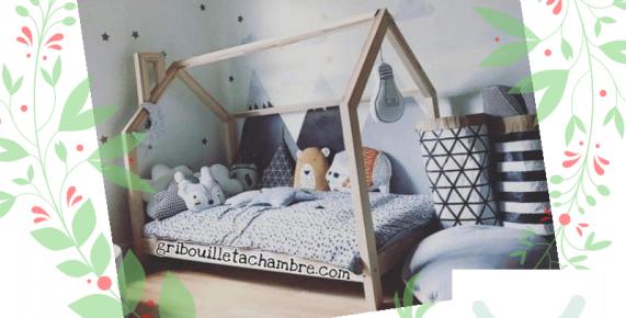 A gagner : un lit cheminée pour enfant