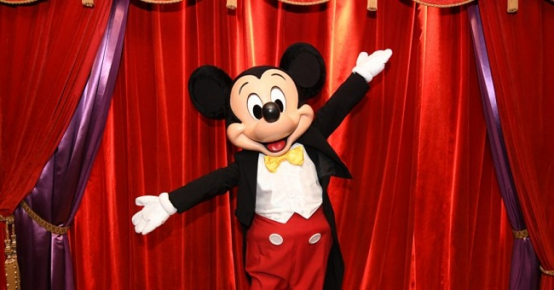 A gagner: 1 livre collector sur Mickey Mouse