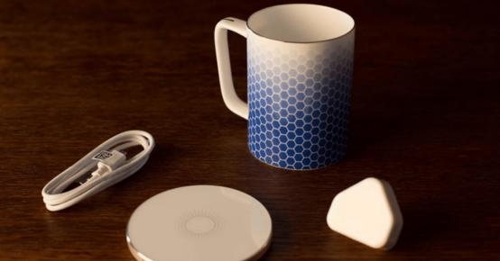 Offert : 1 mug chauffant intelligent Glowstone