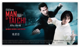 Gagnez 2 DVD du film Man of Tai Chi !