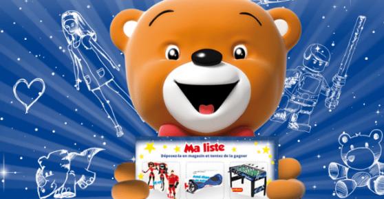 8 listes de cadeaux Maxitoys à gagner