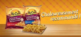 Sachet de frites Mc Cain Special Four Gratuit