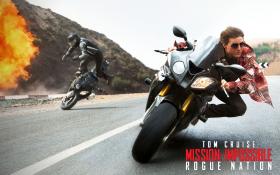 Gagnez 2 DVD du film Mission Impossible 5