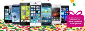10 smartphones remboursés tous les jours avec Mobistar !