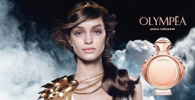 Gagnez le nouveau parfum Olympéa de Paco Rabanne !