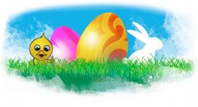 Gagnez plein de cadeaux pour fêter Pâques !