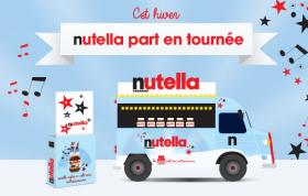 Nutella en tournée cet hiver !
