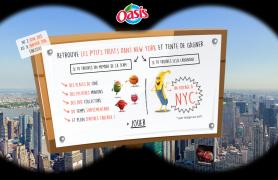Gagnez un voyage de 6 jours à New-York pour 4 personnes d'une valeur de 6500€