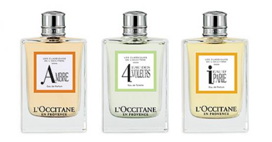 Réclamez votre parfum l'Occitane GRATUIT !
