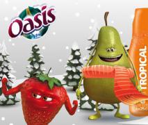 Profitez d'une réduction de 2,5€ sur les produits Oasis