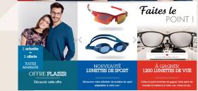 1200 paires de lunettes Excellence à gagner !