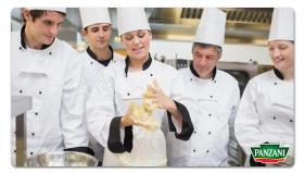 16 ateliers culinaires à gagner avec Panzani