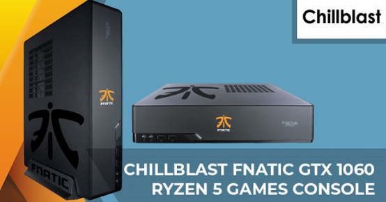 En jeu: 1 mini PC gaming Chillblast