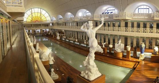 22 entrées gratuites pour le musée La Piscine de Roubaix