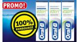 Dentifrice Oral-B Purify 100% remboursé