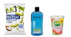 Produits 100% remboursés: Cris'Peas au sel de mer, Shampoing Pure Fresh Syoss et Yaourt entier Campina