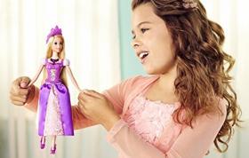Gagnez une magnifique poupée Raiponce