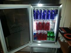 Gagnez un Red Bull Office Cooler