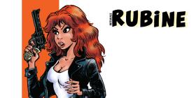 Gagnez 5 intégrales de la série BD «Rubine»