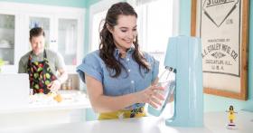 5 appareils Sodastream Icy Blue offerts