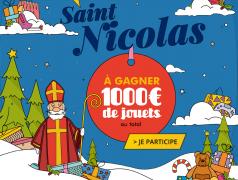 1000€ de jouets à gagner !