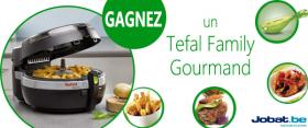 Un Tefal Family Gourmand à gagner !