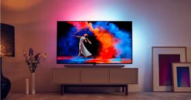 En jeu : 1 téléviseur Philips OLED 4K