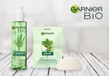 Testez le Duo Nettoyant Visage de Garnier Bio