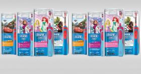 En jeu : 30 brosses à dents Oral-B Vitality Kids