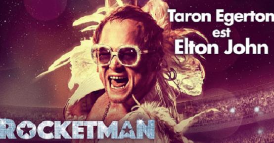 Tentez de gagner des tickets pour le nouveau film sur Elton John «Rocketman»