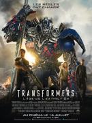 Gagnez 2 DVD du film Transformers – L'Âge de l'Extinction