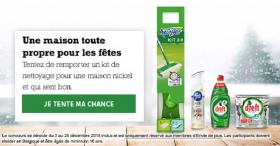 30 kits de nettoyage Envie de Plus offerts (Dreft, Ambi Pur, Swiffer)