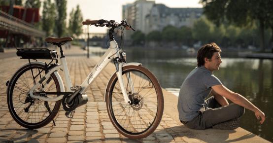 1 vélo électrique offert