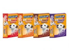 Échantillons gratuits Vitakraft pour votre chien ou chat