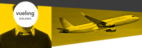 50 vols simples Vueling Airlines à gagner !