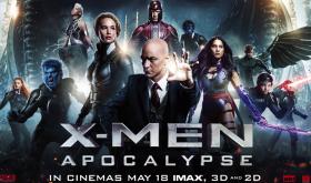 Gagnez le casque de Magneto du film «X-Men : Apocalypse» !