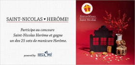 Gagnez des sets de manucure Herôme avec Zalando !